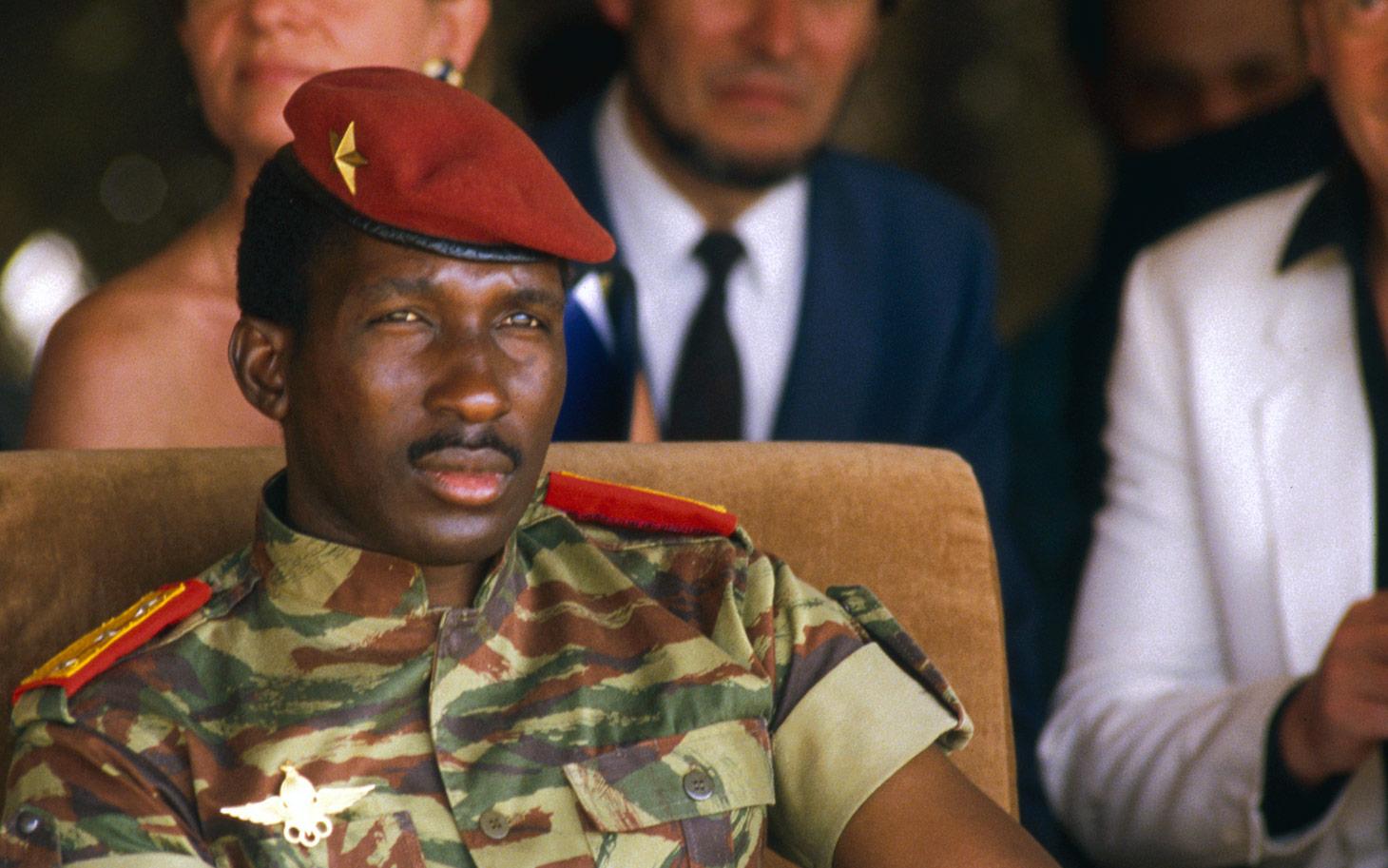 Thomas Sankara: Un frente unido contra la deuda   Progressive International